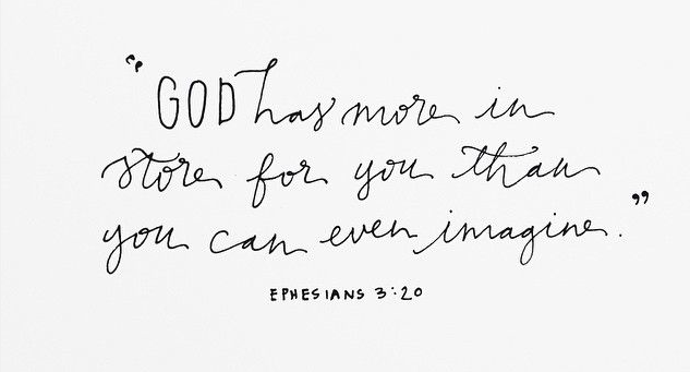 god has more in store for you