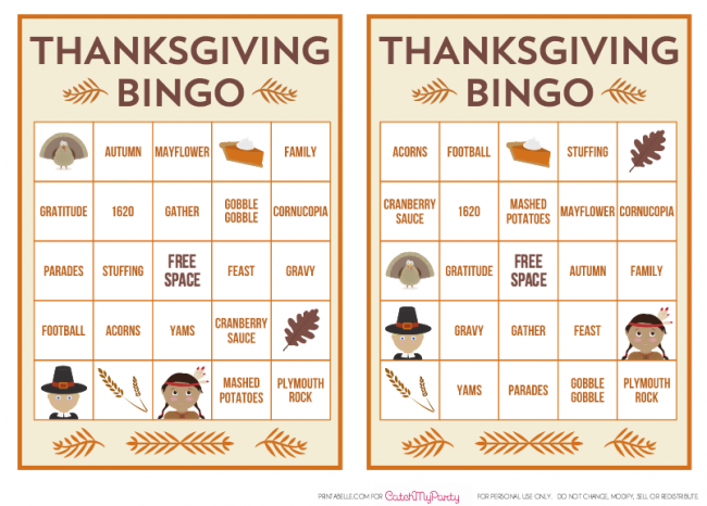 image regarding Thanksgiving Bingo Printable referred to as 10 preferred Absolutely free thanksgiving desk printables